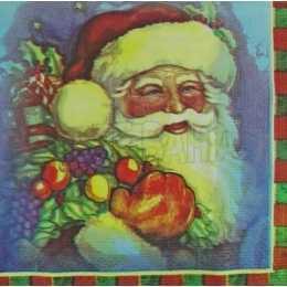 Guardanapo Papai Noel e...