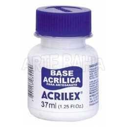 Base Acrílica para Artesanato 37ml - Acrilex