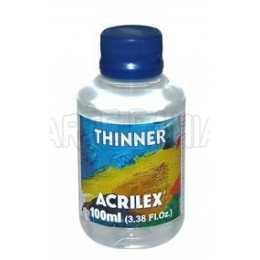 Thinner 100ml - Acrilex