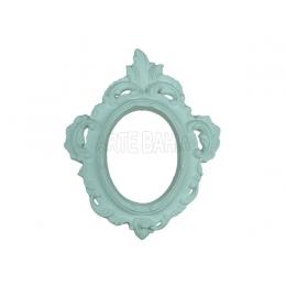 907 - Moldura com Espelho - Colonial - 15x19cm
