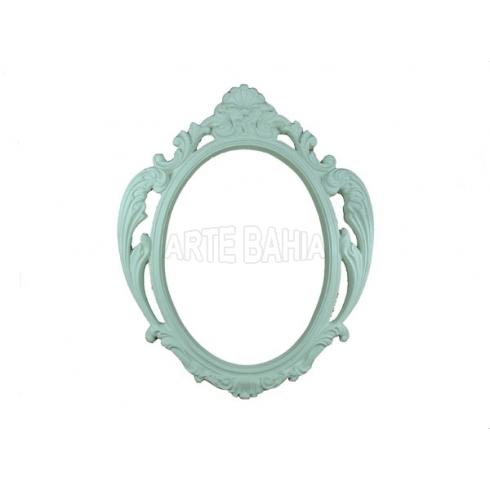 923 - Moldura sem Espelho - Oval - 24x29cm