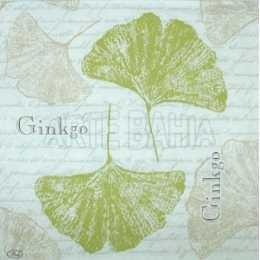 Guardanapo Ginkgo com...