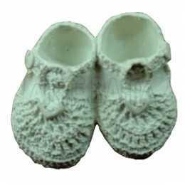 Sapato Imitação de Croche