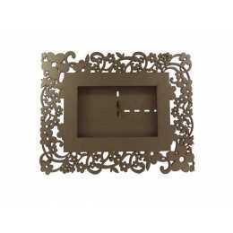 Porta Retrato em MDF - Foto 10x15cm